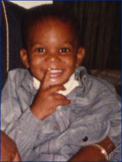 Chris Bosh childhood photo one at NBA.com