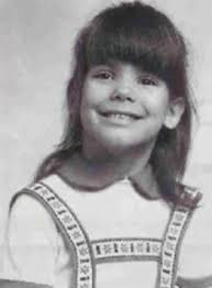 Sandra Bullock childhood photo two at Pinterest.com