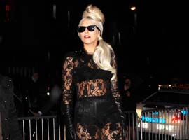 WATCH: Lady Gaga Says New Album Will 'Lack Maturity'