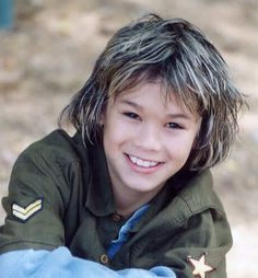 Booboo Stewart childhood photo two at Pinterest.com