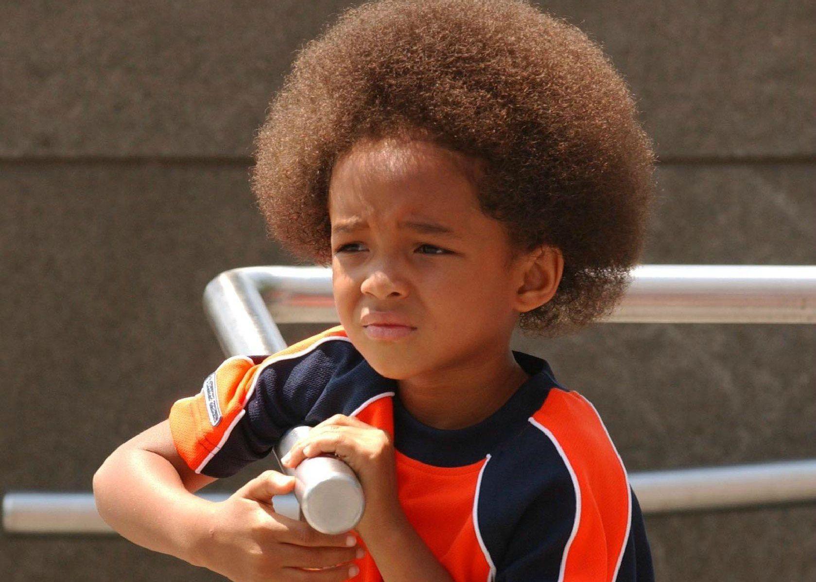 Jaden Smith childhood photo at Sheknows.com
