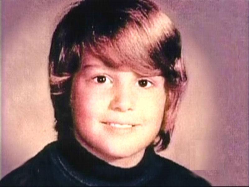Johnny Depp childhood photo one at pinterest.com