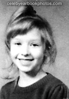 Christina Aguilera yearbook photo one at celebyearbookphotos.com at celebyearbookphotos.com
