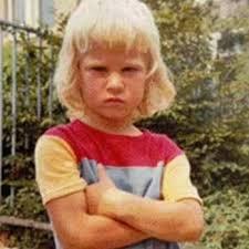 Oliver Kahn childhood photo one at peoplesrepublicofcork.com