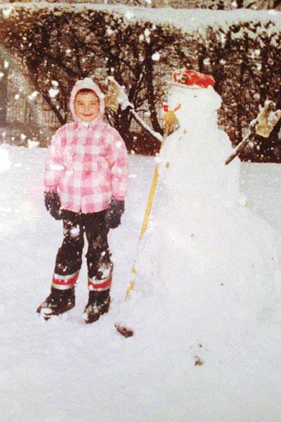 Alana Nichols, foto de infância um em espn.com