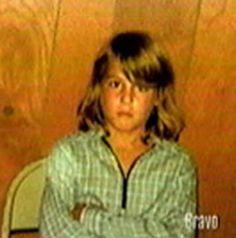 Johnny Depp childhood photo two at pinterest.com