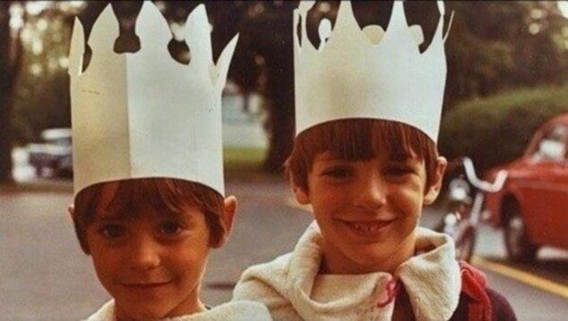 Jared Leto childhood photo one at dailymail.co.uk