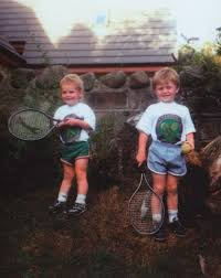 Andy Murray childhood photo two at mirror.co.uk