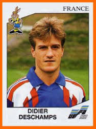 Didier Deschamps younger photo two at pinterest.com