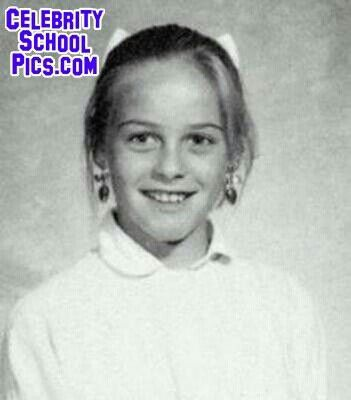 Alicia Silverstone yearbook photo one at pinterest.com at pinterest.com