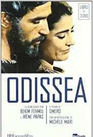 Barbara Bach first movie:  Odissea