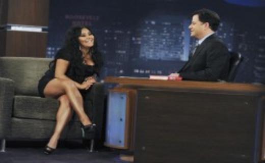 Snooki primo film: Jimmy Kimmel Live!