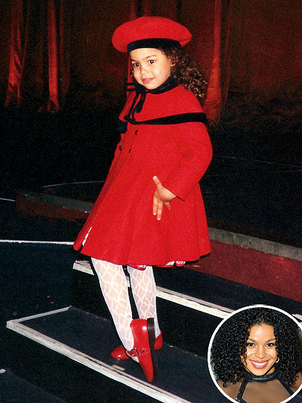 Jordin Sparks childhood photo one at people.com