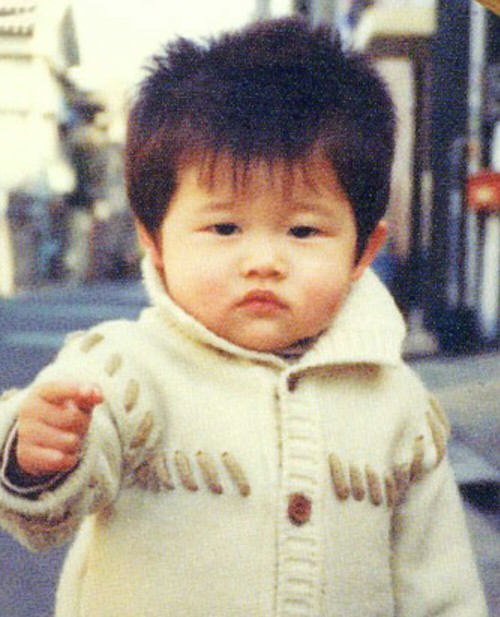 Takamasa Ishihara childhood photo one at Weheartit.com