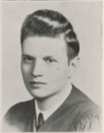 Larry King yearbook photo one at Pinterest.com at Pinterest.com