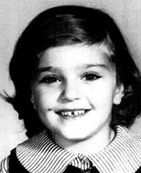 Madonna childhood photo one at Theartfeature.com