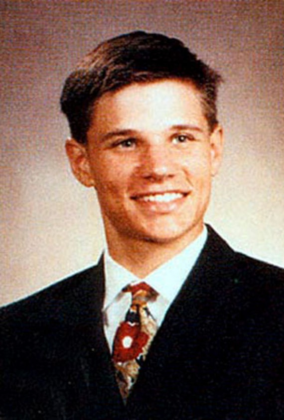 Nick Lachey yearbook photo one at pinterest.com at pinterest.com