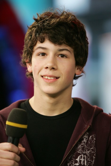Nick Jonas childhood photo at Inquisitr.com