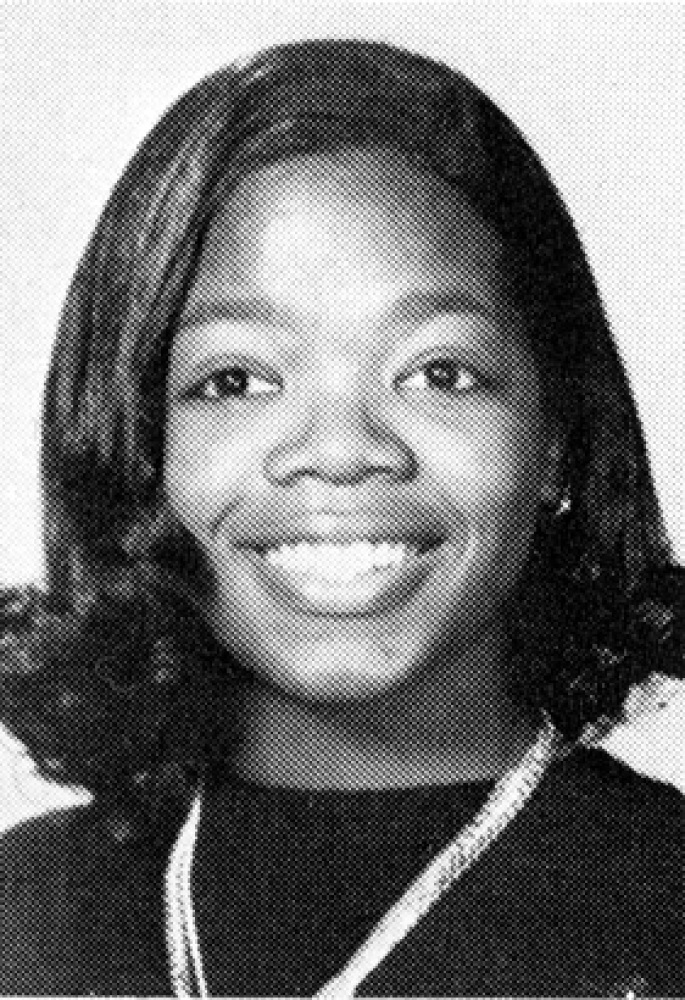 Oprah Winfrey yearbook photo two at Huffingtonpost.com at Huffingtonpost.com