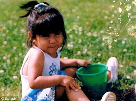 Snooki childhood photo one at milliontalks.com