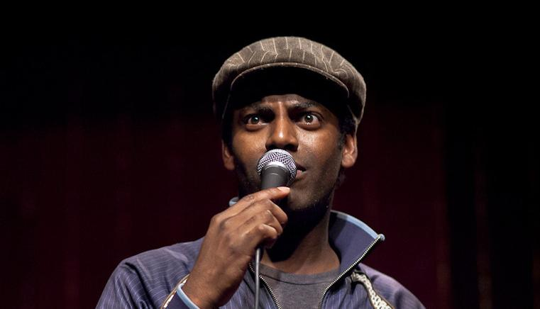 Baron Vaughn - the cool, friendly, fun,  actor, comedian,   with Afro-American roots in 2018