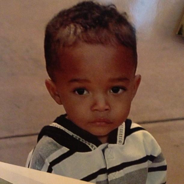 Jaden Smith childhood photo at Pinterest.com