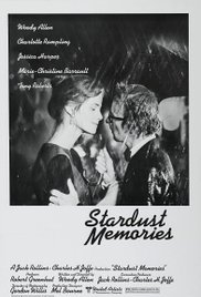 Sharon Stone first movie:  Stardust Memories