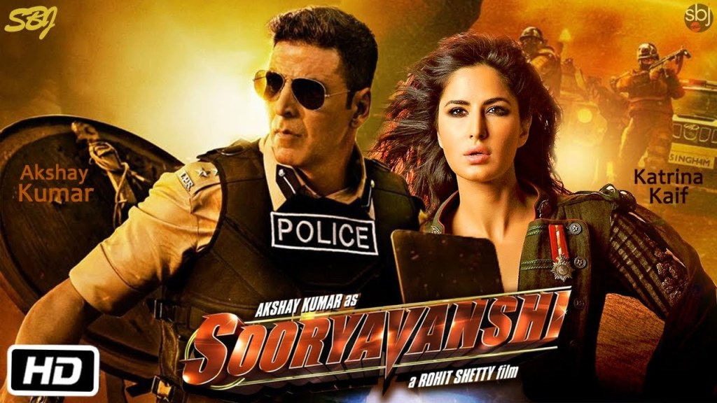 Sooryavanshi Official Trailer  Akshay movie 2020