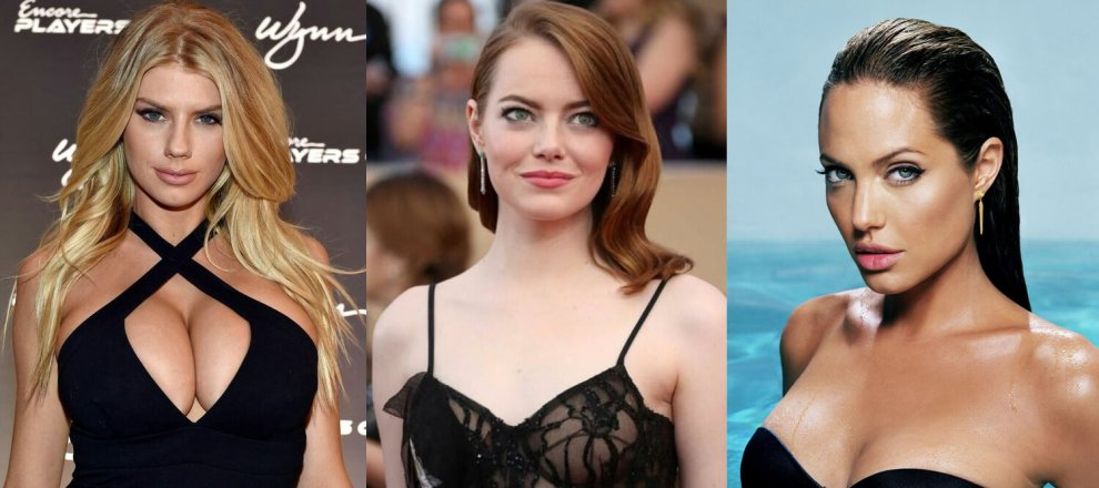 top 10 hottest Actresses
