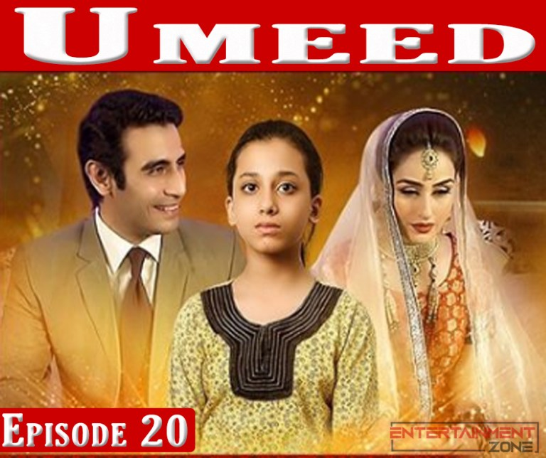 Umeed Episode 20