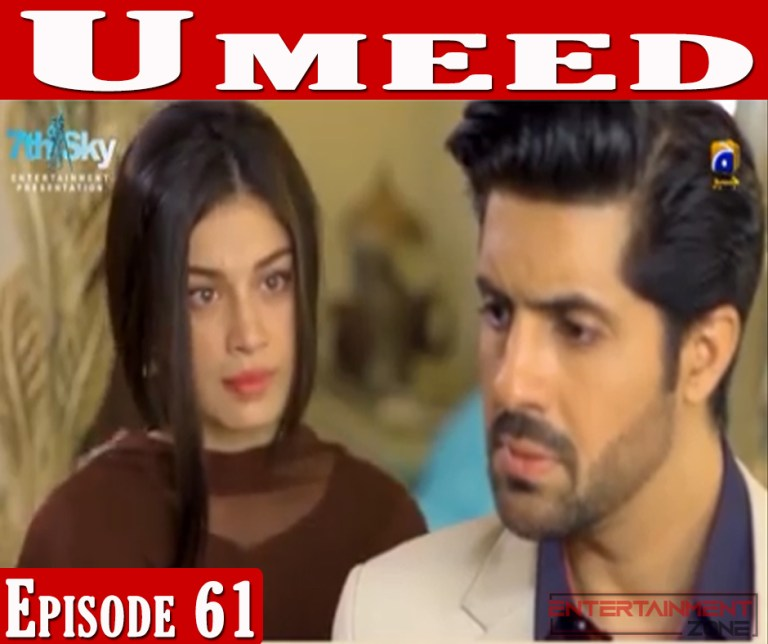 Umeed Episode 61