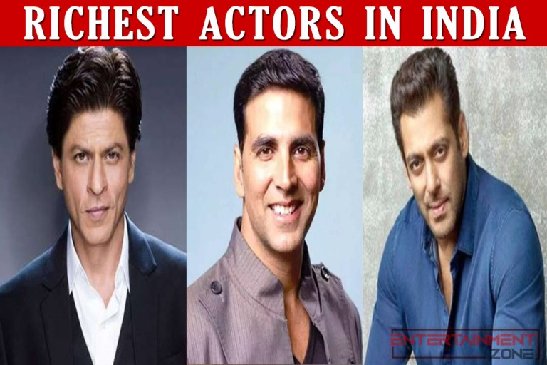 Richest Actors in India