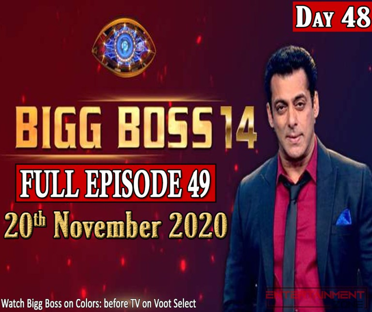 Bigg Boss 14 Full Episode