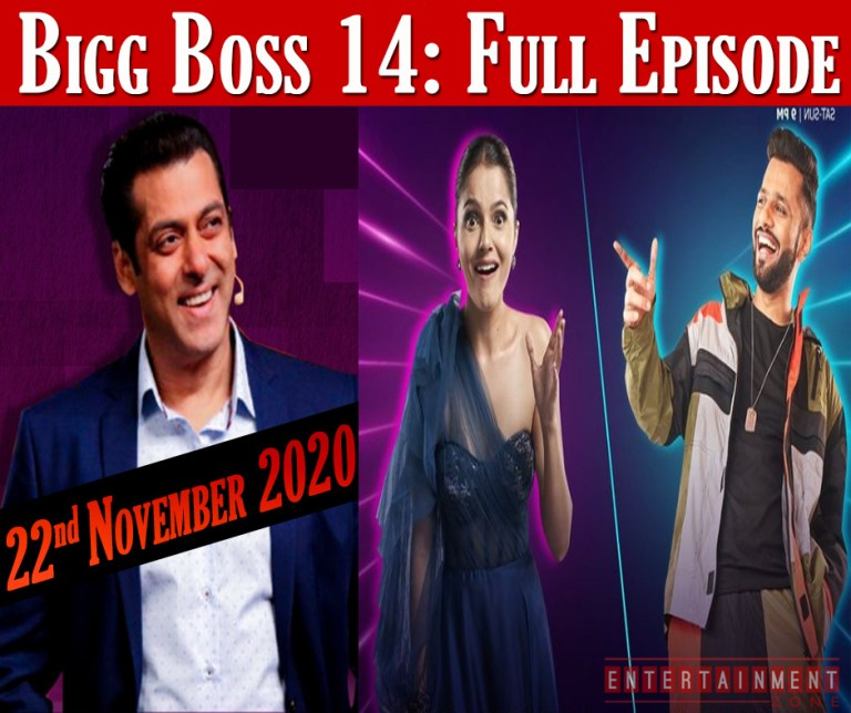 Bigg Boss 14 Watch