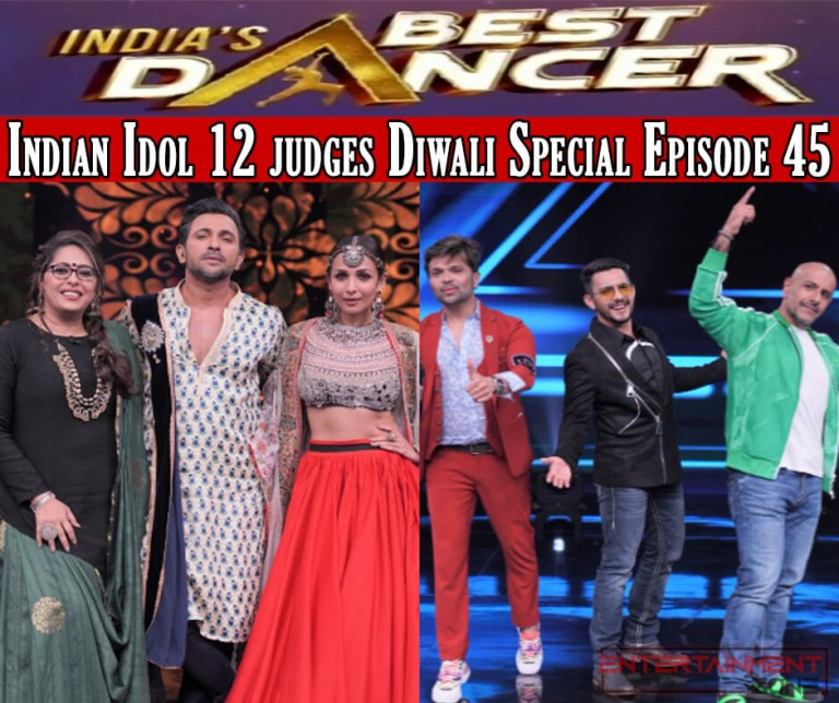 India's Best Dancer Episode 45