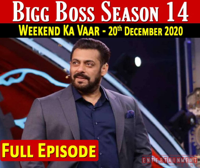 Bigg Boss 14 Watch Video Voot