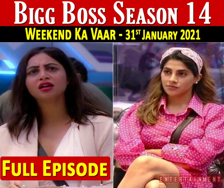 Bigg Boss 14 Full Episode 124