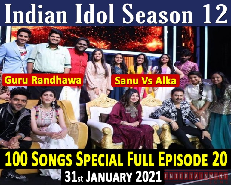 Indian Idol Season 12 Episode 20