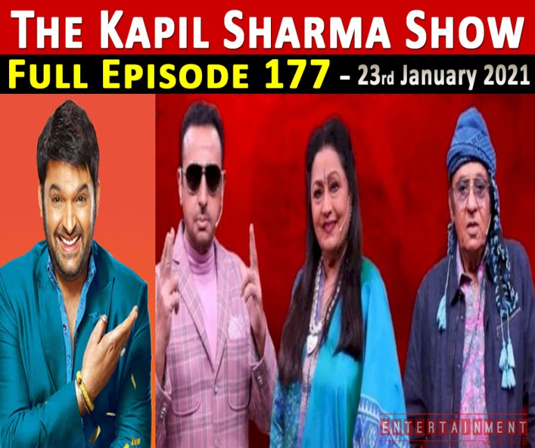 The Kapil Sharma Show Full Episode 177