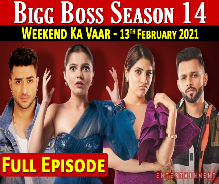 Bigg Boss 14 Full Episode 137