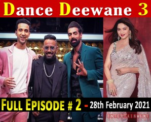 Dance Deewane Season 3 Episode 2