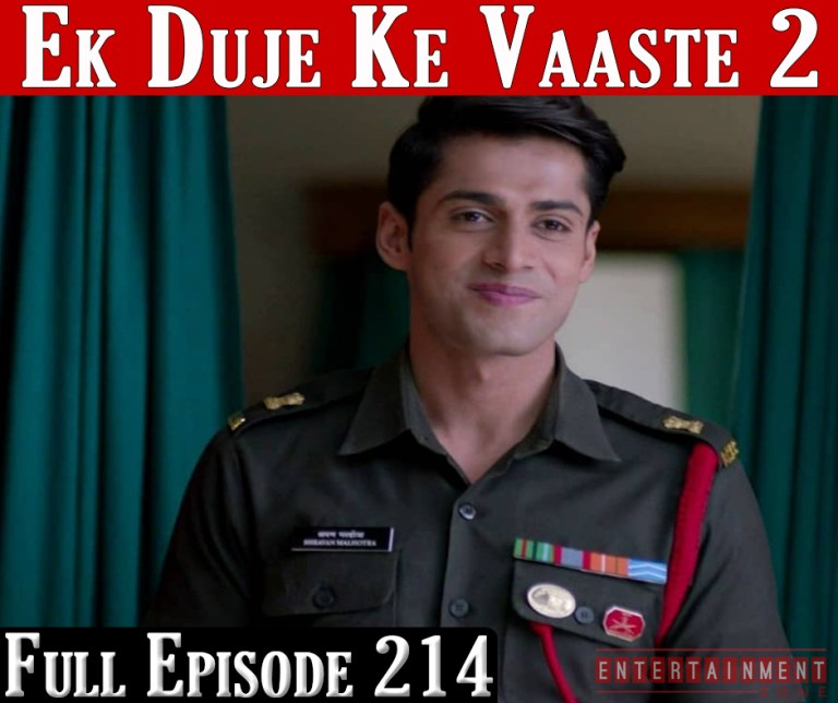 Ek Duje Ke Vaaste Season 2 Episode 214