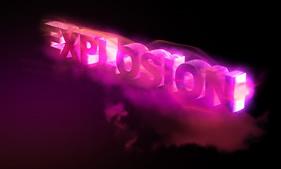 04 in 50 Stunning Photoshop Text Effect Tutorials