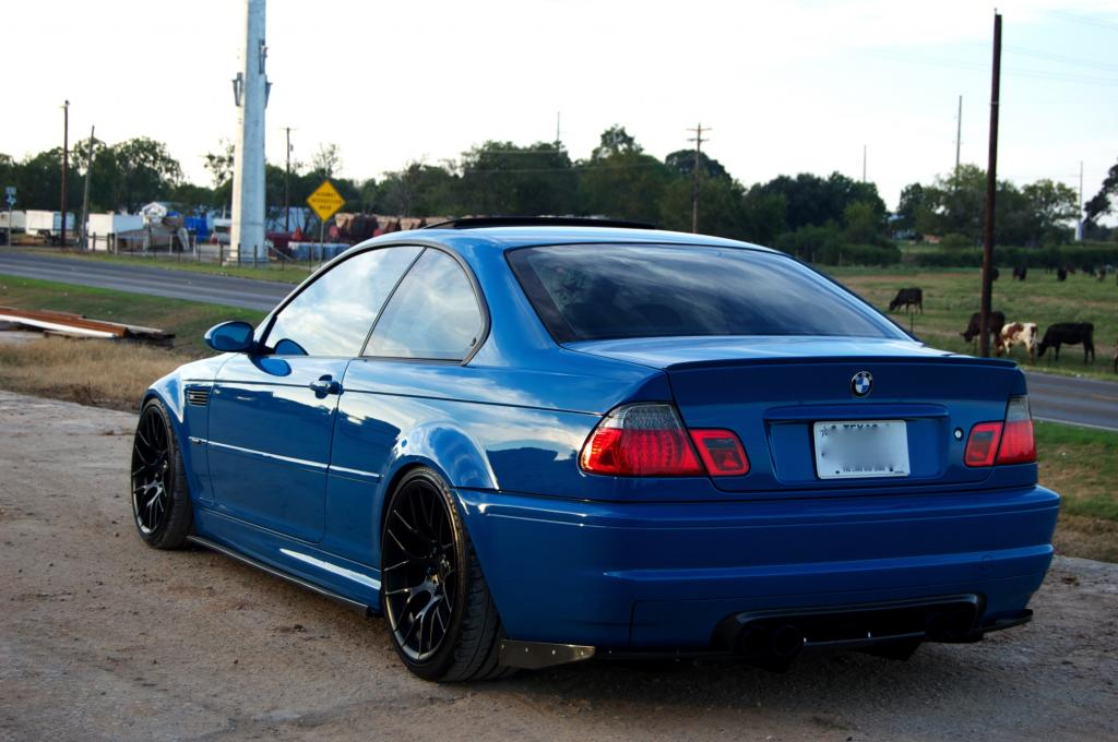 Perfect E46 M3 Laguna Seca Blue For Sale In