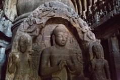 www.enthusiasticbuddhist.com Buddhist pilrimage ellora 4