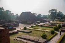 www.enthusiasticbuddhist.com Buddhist pilrimage nalanda 0