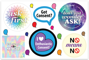 Consent Sticker Sheet