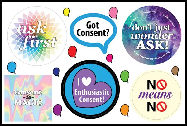 Consent Sticker Sheet