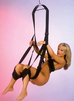 Sex swing suspension