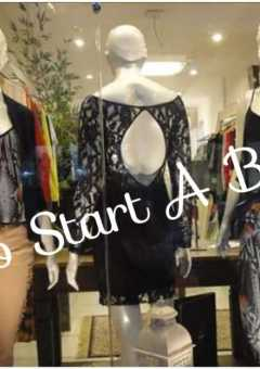 How to start a boutique.